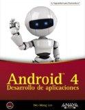 Android 4. Desarrollo de aplicaciones (Anaya Multimedia/Wrox)